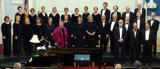 Blanche Moyse Chorale
