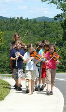 Traditional Arts Music Camp